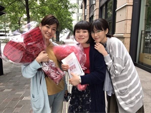 「ひとパー」撮了したブルゾンちえみと、共演の桐谷美玲
