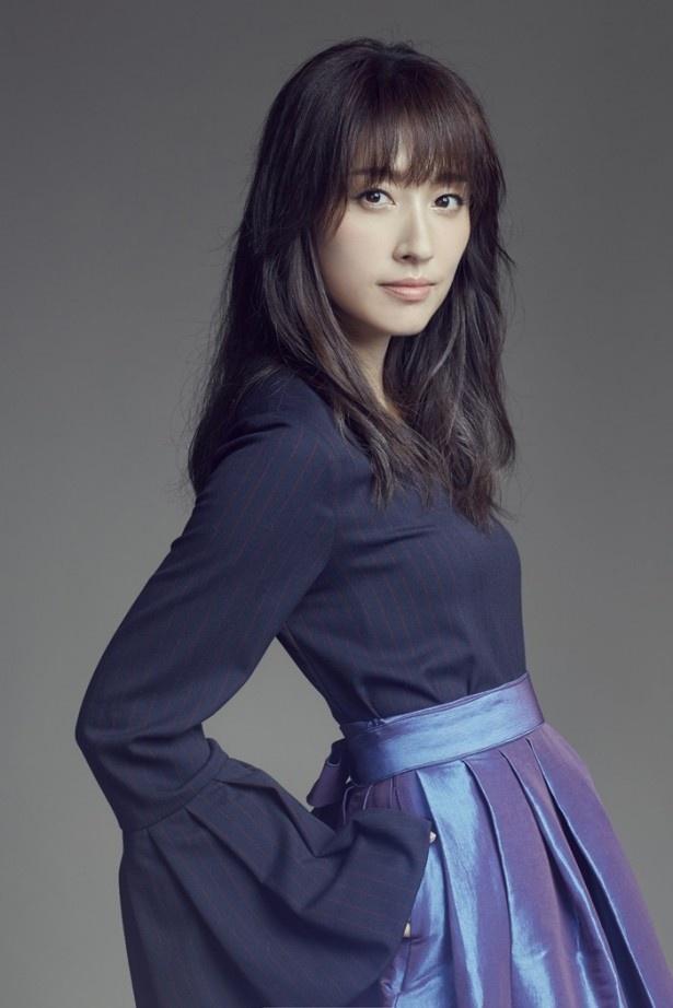 【写真を見る】6月12日放送の第9話には話題のアジアトップ女優が出演!