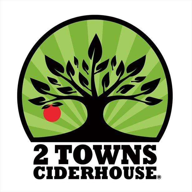 2Towns Ciderhouse ロゴ