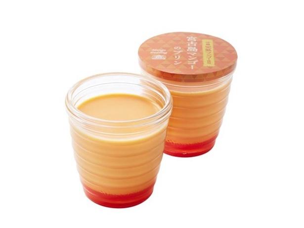 【写真を見る】沖縄 宮古島完熟マンゴーのプリン