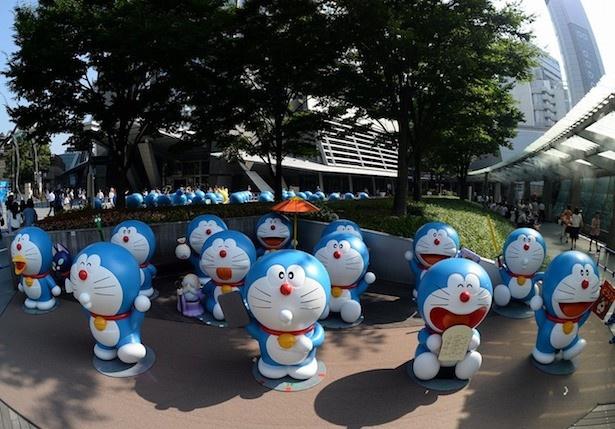 【写真を見る】六本木ヒルズ×テレビ朝日の合同企画「夏祭りSUMMER STATION 2017」