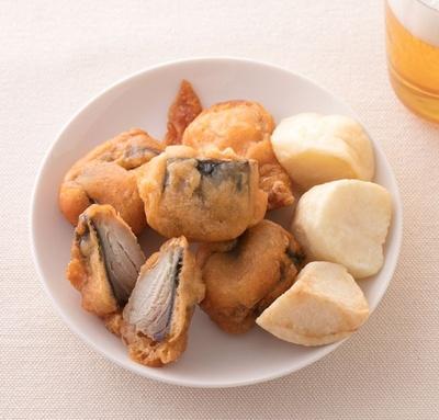 「フィッシュ&チップスS」(480円)/とろさば惣菜専門店 SABARキッチン