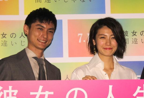 高良健吾が新星・瀧内公美との共演を語る