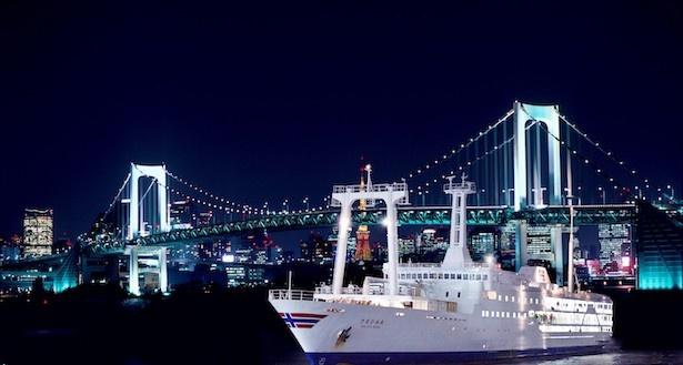 【写真を見る】東京湾納涼船公式Twitterフォロー&リツイートキャンペーンも実施中