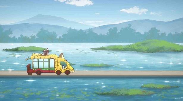 尾崎由香、本宮佳奈らも出演!「けものフレンズ」のバスツアーが決定!