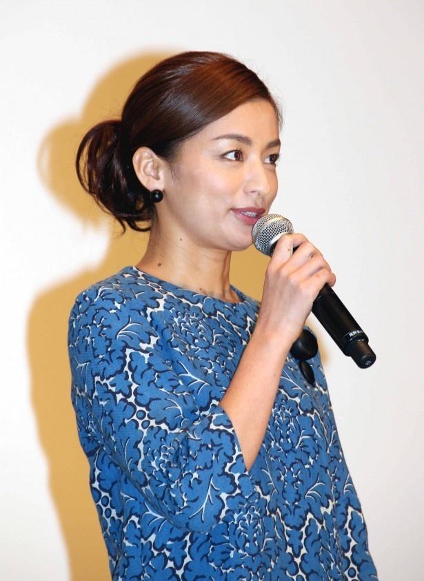 【写真を見る】NHK連続テレビ小説「カーネーション」ではヒロインを演じた尾野真千子
