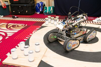 愛知工業大学 AIT Pickersの災害対応ロボット「Scott I(スコット ワン)」