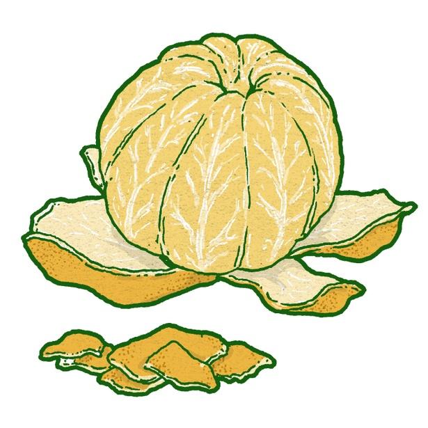 甘い柑橘系の香りで鎮静がキーワードのマンダリン