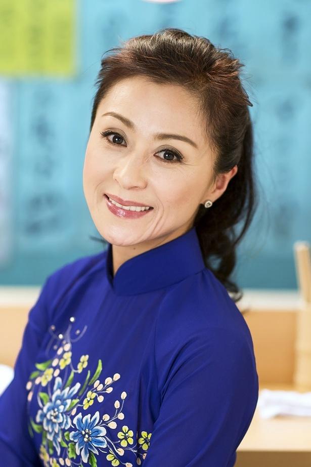 「居酒屋ふじ」第6話にゲスト出演する長山洋子