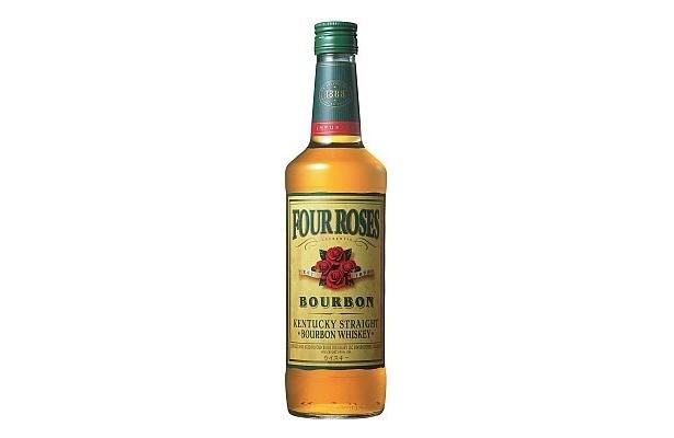 薔薇のウイスキー「フォアローゼズ」のハイボールが楽しめる!
