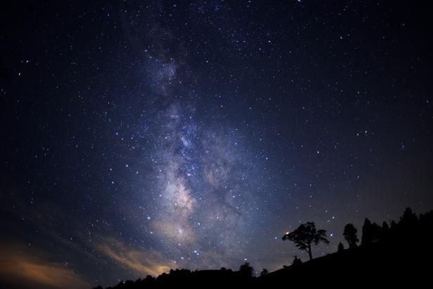 阿智村は日本一の星空が見えるスポットとしても有名