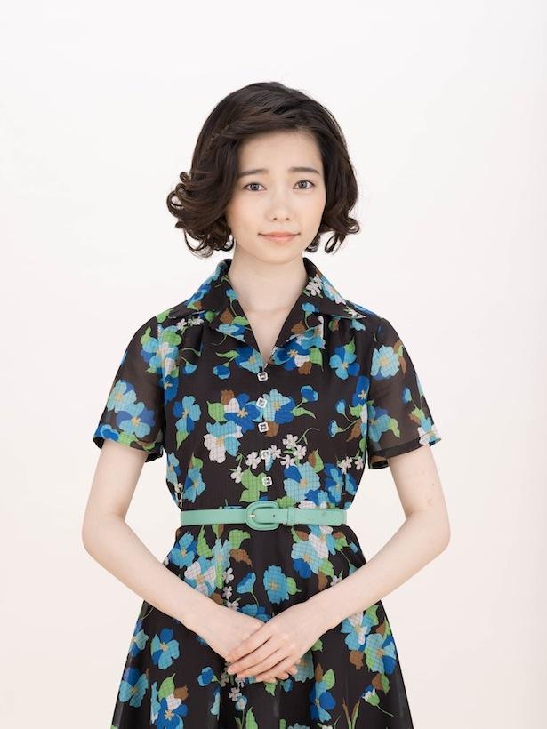 「ひよっこ」に由香役で出演する島崎遥香