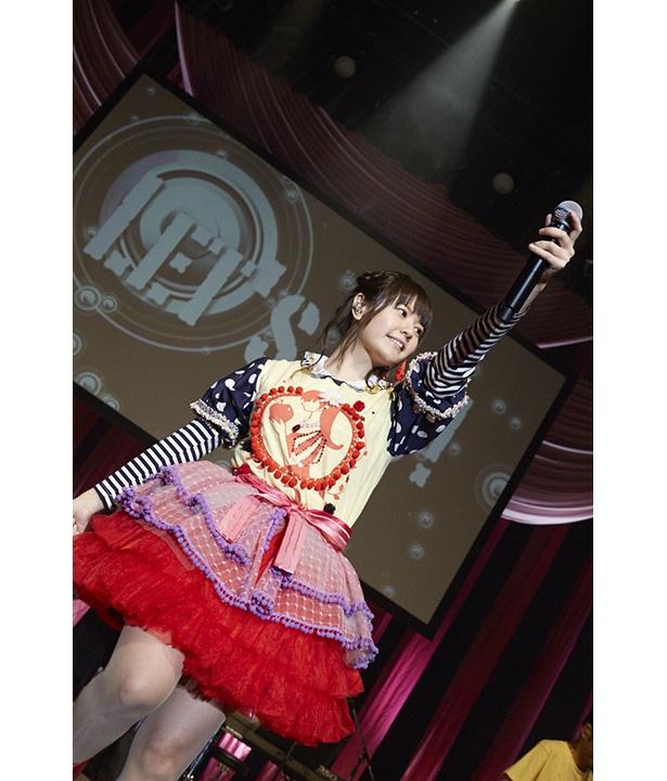 竹達彩奈オフィシャルファンクラブ「あやな公国」限定イベント&バースデーイベント2017 レポート