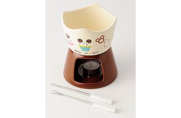 【4位】フォンデュセット(2000円、三郷陶器株式会社)
