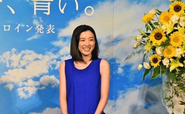 初のヒロインオーディションで主演を勝ち取った永野芽郁