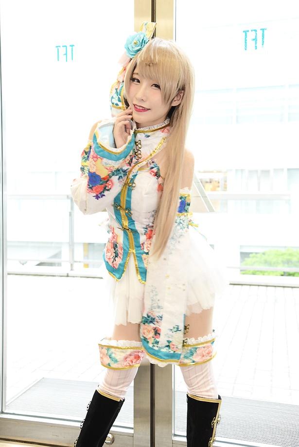 【コスプレ20選】セクシー衣装のコスプレ美女も参加!6月開催の「コスプレ博 in TFT」潜入リポート
