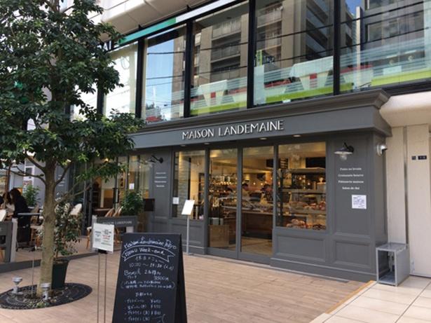 2015年3月の日本上陸以来、本場フランスのパンが食べられると人気のブーランジェリー「メゾン・ランドゥメンヌトーキョー」