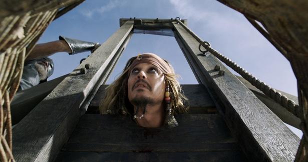 酒と女、そして自由を愛する海賊ジャック