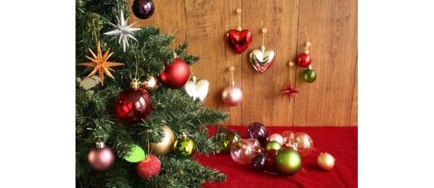 """【完売も続出する""""おしゃれ雑貨""""いろいろ】新発売のクリスマスオーナメントはこちら!"""