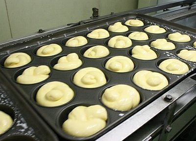 発酵で、ここまで膨らむ!