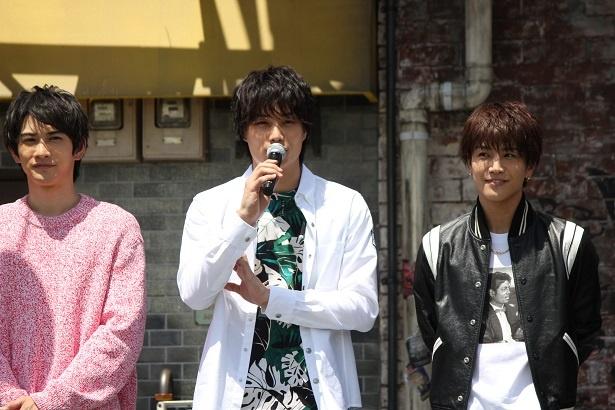 最終回で最高視聴率を記録したドラマ「あなたのことはそれほど」にも出演した鈴木伸之