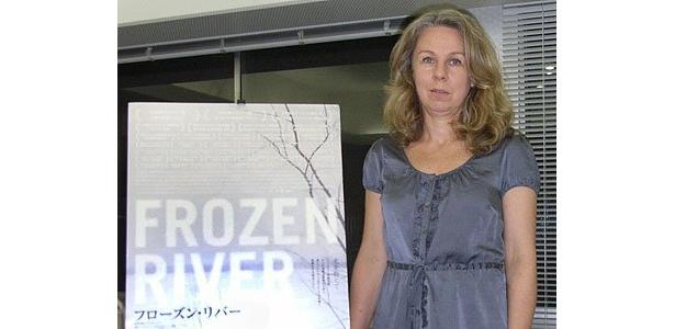 サンダンス映画祭グランプリ受賞『フローズン・リバー』のコートニー・ハント監督