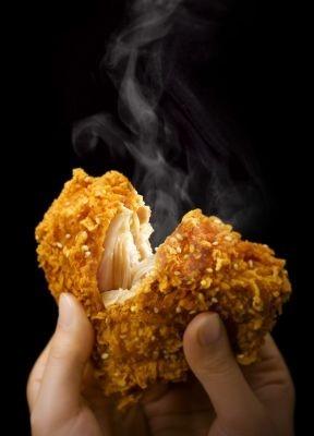 にんにく醤油風味がたまらない「辛旨チキン」