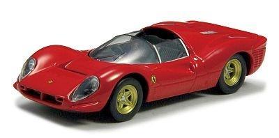 """フェラーリのプロトタイプカーの系譜""""Pシリーズ""""の中で、最も美麗なレーシングカー「330 P4」"""