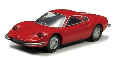 美しいボディラインとV6エンジンが最大の特徴「Dino 246 GT」