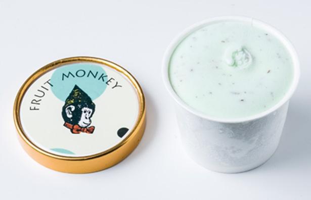 【写真を見る】「チョコミント」(356円、6月まで)/FRUIT MONKEY