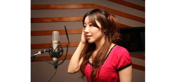 四女・ベルフェゴール役の吉田聖子は「ファンの方のハートをぐっとつかみたい」と語った
