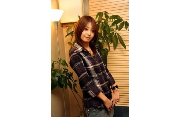 「七姉妹の見せ場に期待」という五女・マモン役の新名彩乃