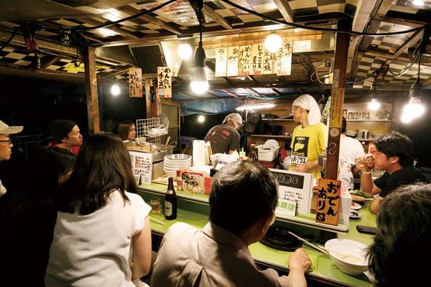 中洲で人気を博した「シラチャンラーメン」の味を受け継ぐ新屋台