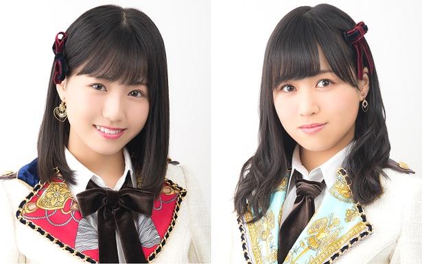 【写真を見る】スタジオには高寺沙菜(左)と福士奈央(右)も登場
