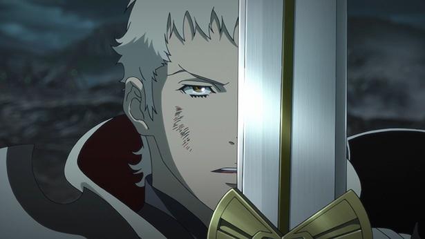 「神撃のバハムート VIRGIN SOUL」第13話先行カットを公開。神の優勢を打開する兵器とは?
