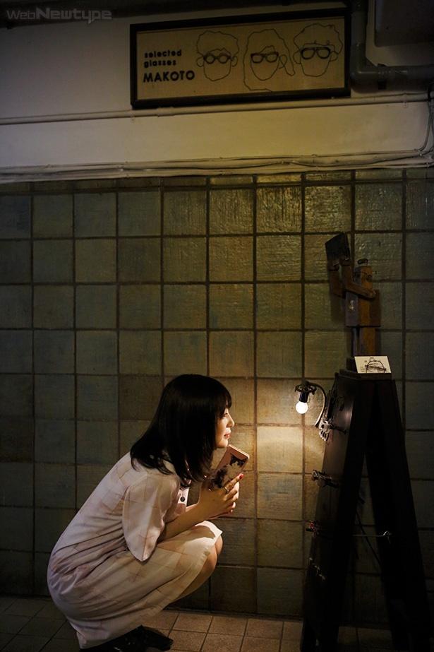 上田麗奈フォトコラム・古き良き時代の空気が詰まったビルディング