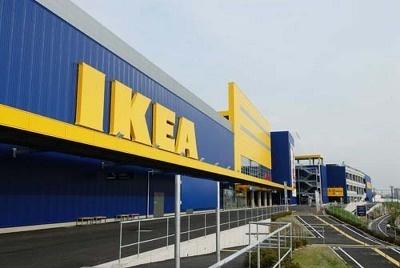 IKEA新三郷は駐車場も大充実