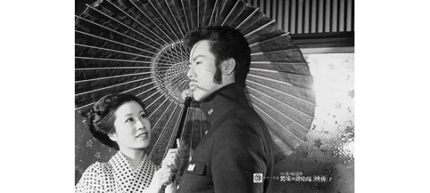 『嗚呼!! 花の応援団 男涙の親衛隊』(77)は16ミリフィルムによる上映