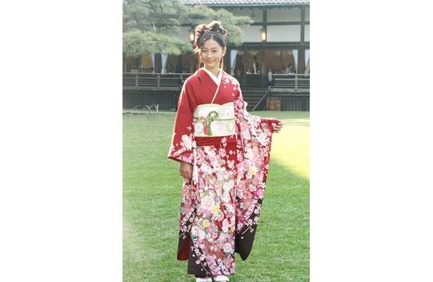 国民的美少女コンテストでグランプリとモデル部門を受賞し「大きく変化した年でした」という工藤綾乃
