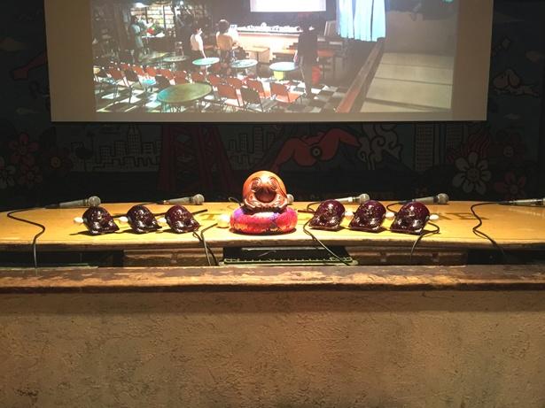 「僧侶と交わる色欲の夜に…」全話上映会&「スカケダ」第1話先行上映会レポート!ポクポクポク!木魚のグルーヴで興奮が高まる!!