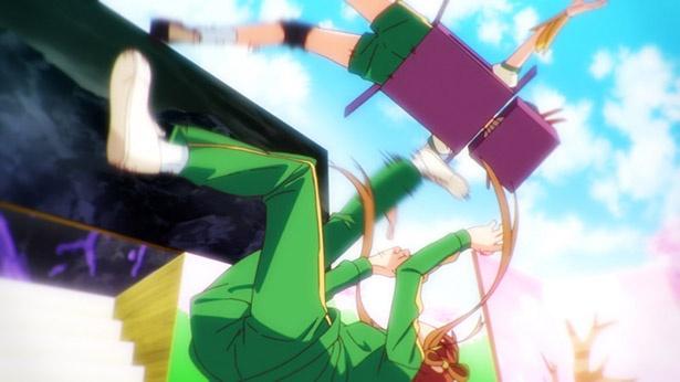 新アニメ「アクションヒロイン チアフルーツ」第1話先行カットが到着。ご当地ヒロインたちが動きだす!