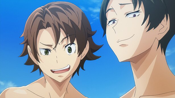 "「DIVE!!」第1話先行カットが到着。""飛び込み""をめぐる熱い夏が今、始まる!"