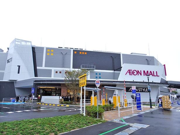 第一期グランドオープンした「イオンモール神戸南」