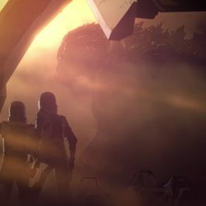 """""""ゴジラ""""とおぼしき巨大生物現る!「GODZILLA」特報が世界最速でWEB先行上映"""