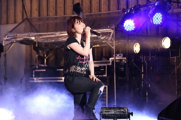 内田真礼が初の野外ライブ! 「UCHIDA MAAYA LIVE 2017 +INTERSECT♡SUMMER+」レポート