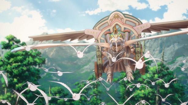 「神撃のバハムート VIRGIN SOUL」第14話先行カットを公開。ニーナの故郷、竜の里へ