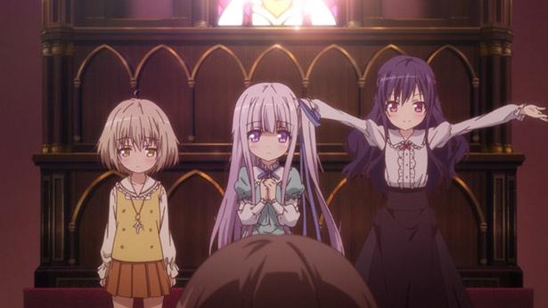 「天使の3P!」第1話先行カットが到着。小学5年生の少女からお願いされたのは…