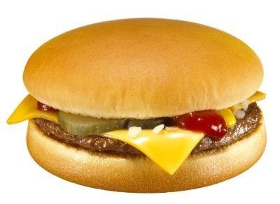 Bセット「チーズバーガー」