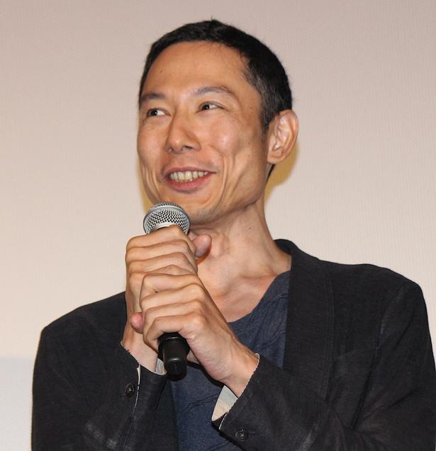 プロデューサーの西村義明