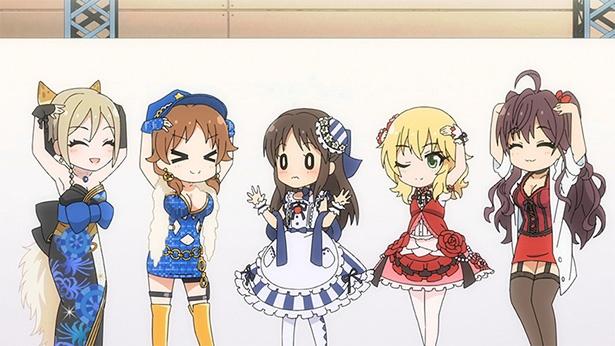 TVアニメ「アイドルマスター シンデレラガールズ劇場」第2期が10月に放送決定!